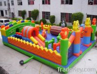 Fun city inflatable