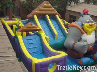 Fun city for kids