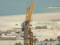 Sell Tower Crane (QTZ40(TC4210)) max load 4t