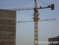 Sell Construction Tower Crane-Max. Load 32t (QTZ900A)