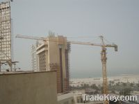 Sell Topkit Tower Crane (TC6013) max load 8t