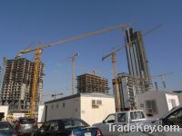 Sell QTZ160(TC7012) Building Tower Crane max load 10t