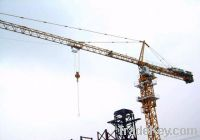 Sell Tower Crane Qtz100 (TC6012) max load 8t