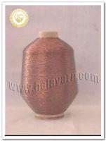 MX-type color metallic yarn