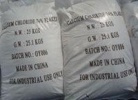 Sell CALCIUM chloride white 74%min white flakes