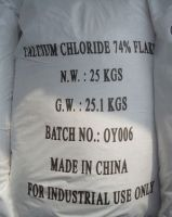 about the Calcium Chloride 74 %