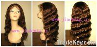 Sell Brazilian hair silk top hair
