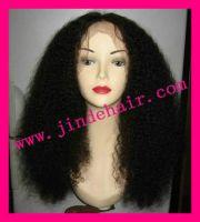 beautiful long hair full lace wig