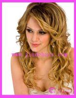 Sell mono blond wigs