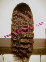 wholesale european long hair lace wig
