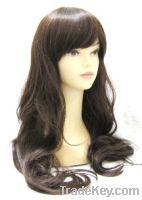 Sell virgin brazilian hair wig