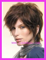 Sell hair wig for celebrity women