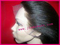 JinDe african american yaki lace wig