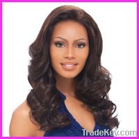 Sell brazilian hair full lace wigs