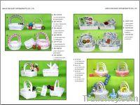 Sell flower baskets