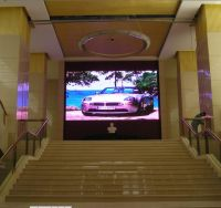 Full color led display P6
