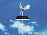 Sell Double 30W LED lamps with solar wind hybrid