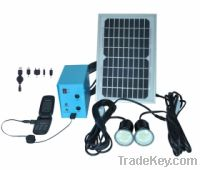 Sell Solar LED bulb Lighting System for house with mobile recharge