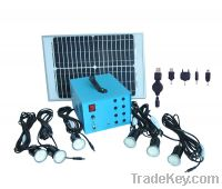 Sell Solar emergency light with mobile recharge