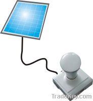 Sell solar powered adjustable brightness solar camping light SLB-004