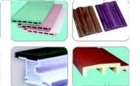 Sell Plastic extrusion profile