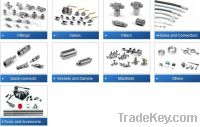 Sell FITOK  Valves and Fittings