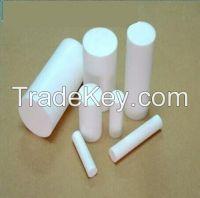 Solid round  teflon PTFE  rod/stick