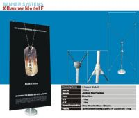 Sell  X BANNER STAND