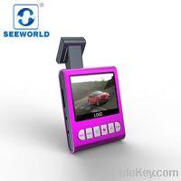 K1W full hd 1080P with HDMI Interfaceloop recording mini car dvr
