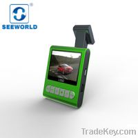 K1W with micphone speaker and IR night vision car dvr recorder