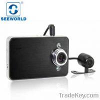 X60 2.7LTPS Dual lens with 5million Photo mode Car dvr