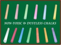 Sell non-toxic & dustless school chalk