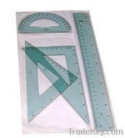 Sell plastic ruler set