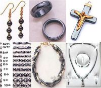 Sell Hematite magnetic jewelry