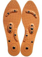 Sell magnetic therapic massage insole