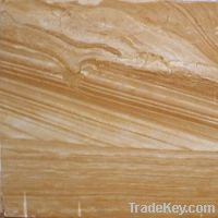 Teak Wood Golden Sandstone