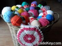 Sell Blended Polypropylene hand-knitting yarns