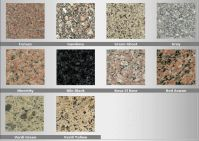 Sell Natural Stones: Granite, Marble, Sandstone