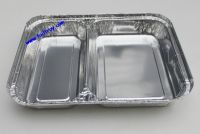 foil compartments container