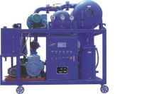 Double-Stage Transformer Oil Recycling Plant