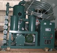 Sell Transformer Oil Filtering Machines With Vacuum Pump And Infrared