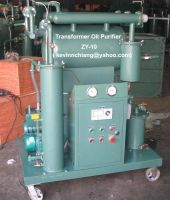 Sell Transformer Oil Reclamation Machine, Oil Regeneration System