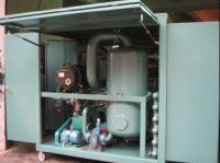 Dielectric Oil Purification And Decolorization System