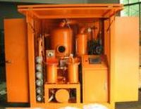 Sell Transformer Oil Purification Device