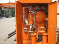 Sell mobile type transformer oil purification machine