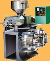 Automatic tem-control oil press, high quality oil press, stainless steel oil machine