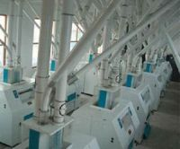 Flour mill machine, wheat flour machine, grinding machine, corn mill