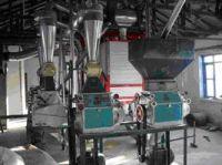 Corn flour machine, maize flour machine, corn grinding machine, flour mill