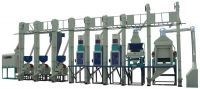 millet machine, shelling machine, unhusked rice machine