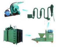 Wood riquette machine, coal briquette machine